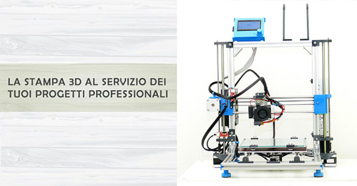 3d store e Lab Stampa 3d Palermo