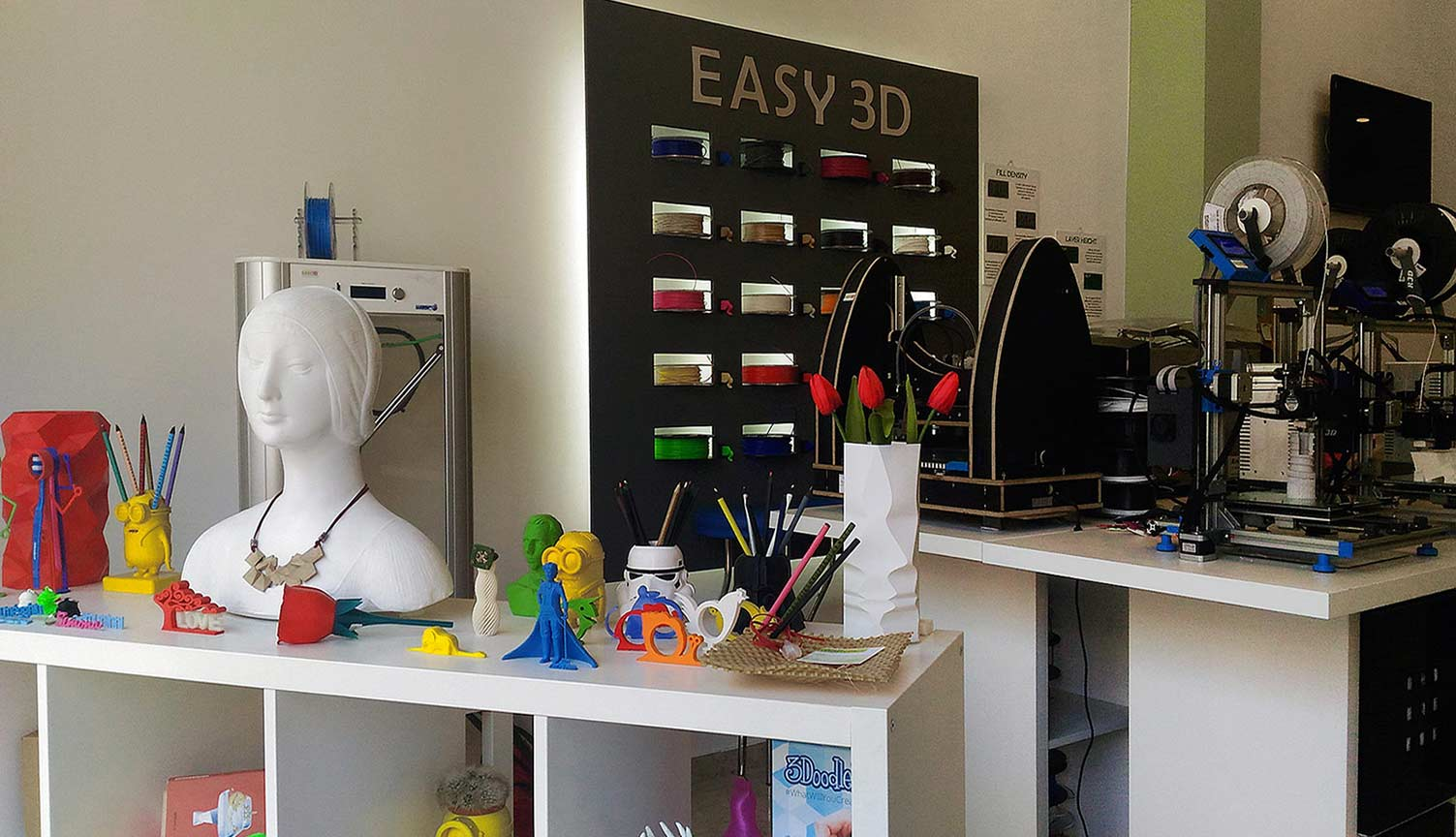 EASY3D SHOP LAB PALERMO