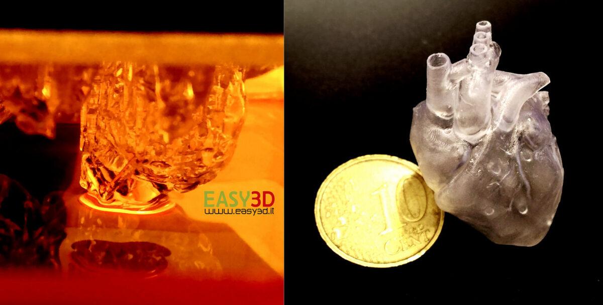 STAMPA 3D SLA EASY3D
